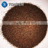 Brown Red Color Garnet Abrasive