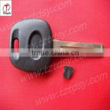 Tongda transponder key shell Toy43 blade & key shell& Remote key cover for Toyota