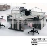 Office furniture stainless steel computer desk                                                                         Quality Choice