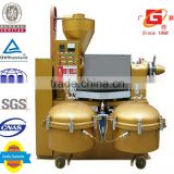 270kgs per hour air pressure filter combined oil press machine sunflower seed oil making machine