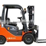 China supplier 1.8 ton CNG Forklift Trucks for sale with Nissan K21 Gasoline engine Hydraulic Transmission