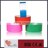 custom cheap printable waterproof tyvek paper Wristbands for event                                                                         Quality Choice