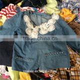 high quality used clothing summer children wear