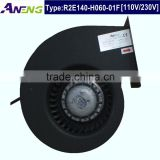 140mm 2400rpm silent air suction centrifugal blower with 2016 new volute                                                                         Quality Choice