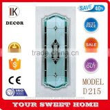 Home decoration modern glass sliding door                                                                                                         Supplier's Choice