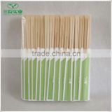 Disposable round Bamboo Chopstick with Paper Cover