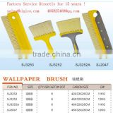 wallpaper nylon brush BR016 manufacturer HS code 96034019 96035011