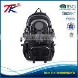 Best sale professional hardwearing trekking bag travel bag hiking backpack with adjustable straps and belt