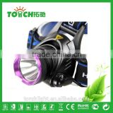 Hot Sale Bike Bicycle front Light headlight 2000Lm 3 Modes for XML-T6 LED Headlight Rechargeable Headlamp 2*18650 Torch Light