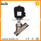 hot oil valve foil coffee bags with valve cw617 brass valve
