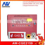 Fire fighting system extinguishing panel asenware