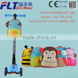 Portable scooter bag attached new kids folding kick scooter for sale                                                                         Quality Choice