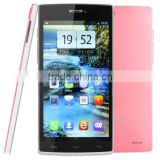 Bluboo X2 16GB Pink, 5.0 inch 3G Android 4.2 Smart Phone, MTK6592, 8 Core 1.7GHz, RAM: 1GB, Dual SIM