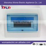 ISO9000/CE Certification electrical abs material Residential distribution box , electrical plastic distribution box
