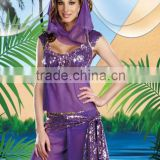 SWEGAL belly dance costumes,india sexy girl long dress SGBDW45