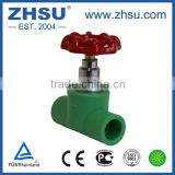 ppr valve with brass ball hot water tank float ball valve