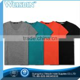 220 grams china wholesale cotton cheapest t shirt plus size men clothing