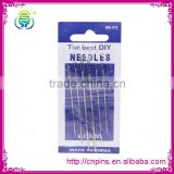 Used to wear beads Stainless steel hand sewing needle