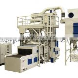 shot blast and cleaning machine manufacture from china supplier