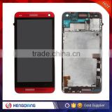 EXCELLENT ! Cheap LCD Touch Screen Digitizer For iHTC M7 ,Display Digitizer for HTC M7,Display Assembly forHTC M7
