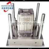 Injection plastic single-container washing machine mould/Plastic household appliance mould