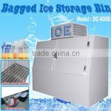bagged ice storage bin for 200 packaged ice