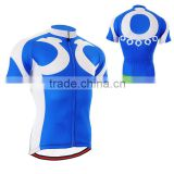 100% polyester cycling jersey