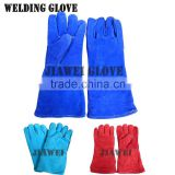 Welding Gloves Leather Gloves Cow Leather Gloves Work Gloves/Guantes De Cuero 082