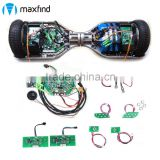 9 in 1 whole set hoverboard bluetooth control board for balance wheels