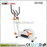 New style fashion ES-938 outdoor body exercise high quality street elliptical strider bike