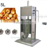 Commercial Use Manual 5L Churros Spanish Doughnuts Machine