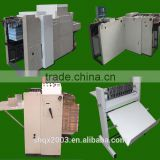 Multi-functional offset press, printing and after printing machine all-in-one machine