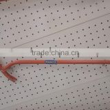 carbon steel drop forged wrecking bar/nail puller/pinch bar /crow bar for railway