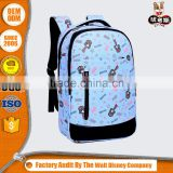 New design oem multi-functional backpack waterproof travel laptop bag with factory price