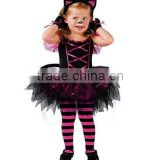 2016 new design cosplay costume kids halloween boutique clothing