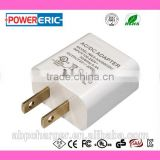 Factory price ! 5v1a 5v2a adapter usb charger travel charger for ipad iphone and other digital products