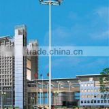 15m-60m galvanized stadium high mast light
