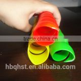 Colour EPDM / PVC rubber spiral guard hose