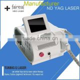 Q Switch Laser Machine Factory Price Of Q Switched Haemangioma Treatment Nd Yag Laser Tattoo Removal Machine 1-10Hz