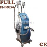 Vertical fat freeze slimming machine and cavitation combined technology