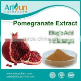 Factory Supply Organic Powder Pomegranate Bark Extract