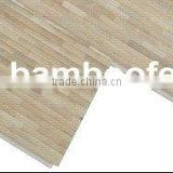 Eco-friendly carbonized woven bamboo flooring