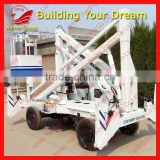 13 M CE Approved Stationary Lifting Platform 0086 371 65866393