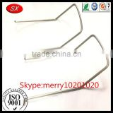 customized stainless steel bending wire forming clip
