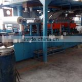 Semi-automatic SMC-1000A-24 Sheet material production line 009