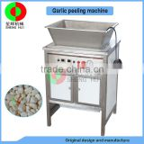 Hot sell dry type garlic peeling machine, industrial garlic peeler with air compressor