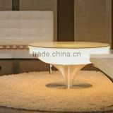 LED table with lighting