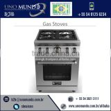 Best Selling High Grade Material Made Gas Stove Wictory 4