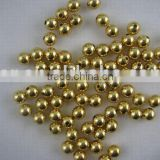 Gold filled beads