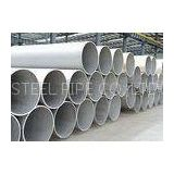 Stainless Steel Welded Pipes A312 TP304 / 304L, ASTM A790 , ASTM A269 - 10 for Heat-exchanger